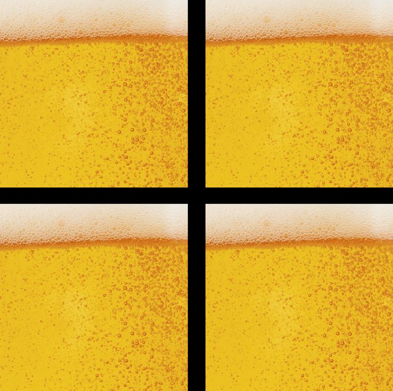 TenStickers. Caboteur de texture de bière. Ce dessous de verre à texture de bière est parfait pour tous ceux qui aiment la bière. Utilisez-le à la maison ou dans les pubs et les bars. Plusieurs tailles différentes disponibles.