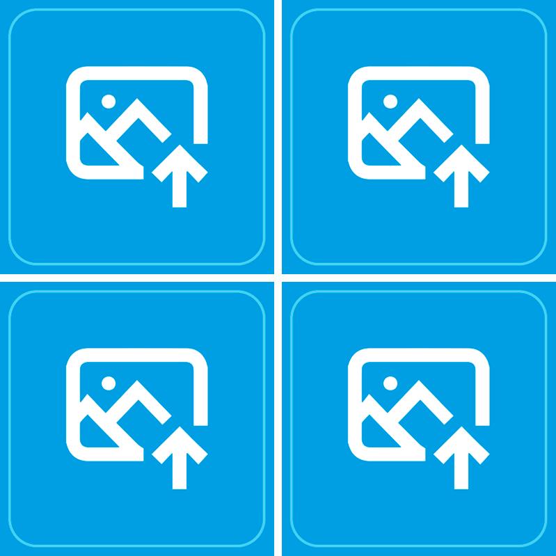 TenVinilo. Posavasos personalizado con foto . Posavasos personalizados que presenta una imagen que podrás personalizar con la que desees. Materiales de alta calidad ¡Envío exprés!