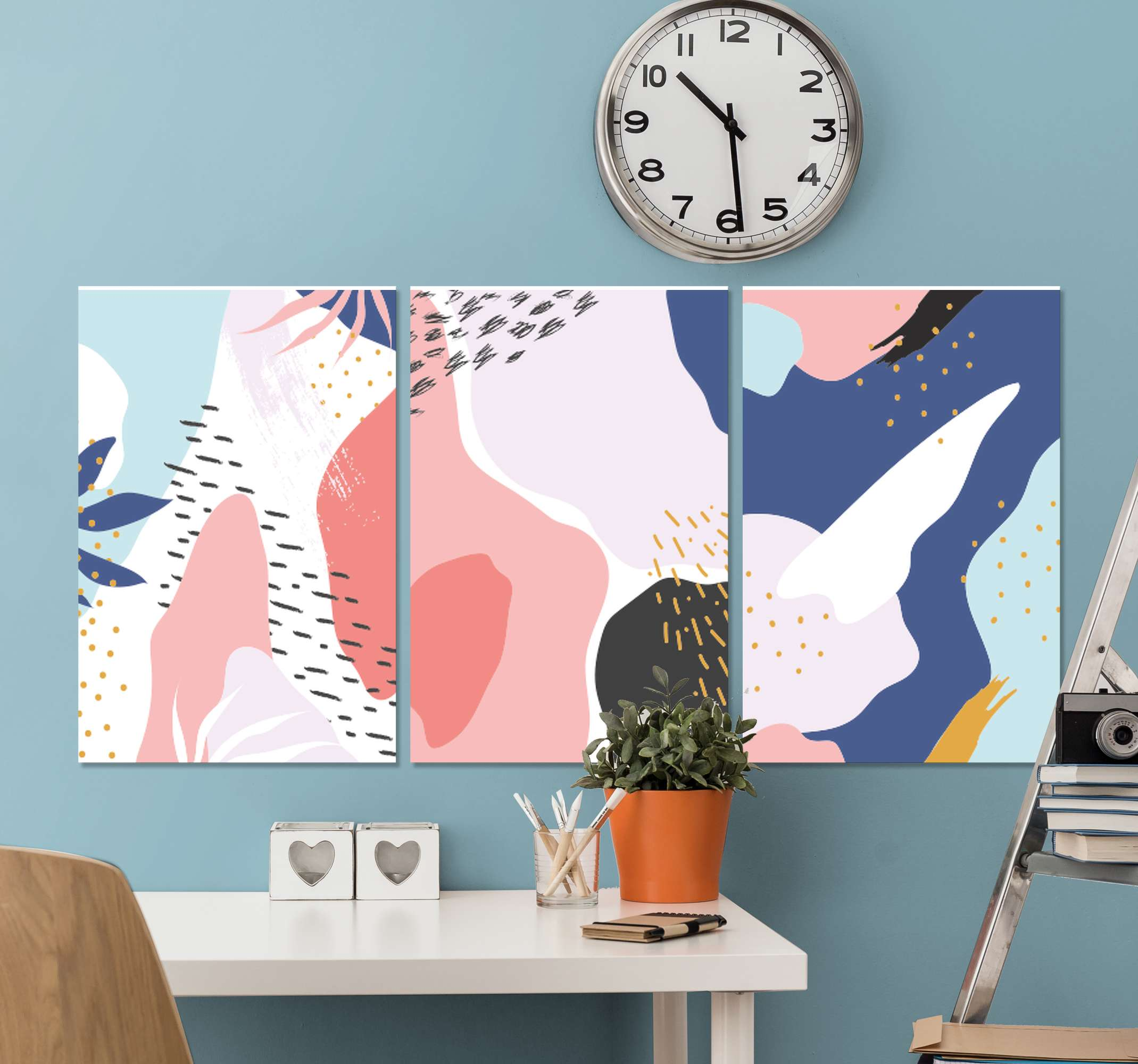 TenStickers. abstract art modern art prints on canvas. The most perfect modern wall art print to adorn the walls of your home with. Sign up today and get 10% off you first order.