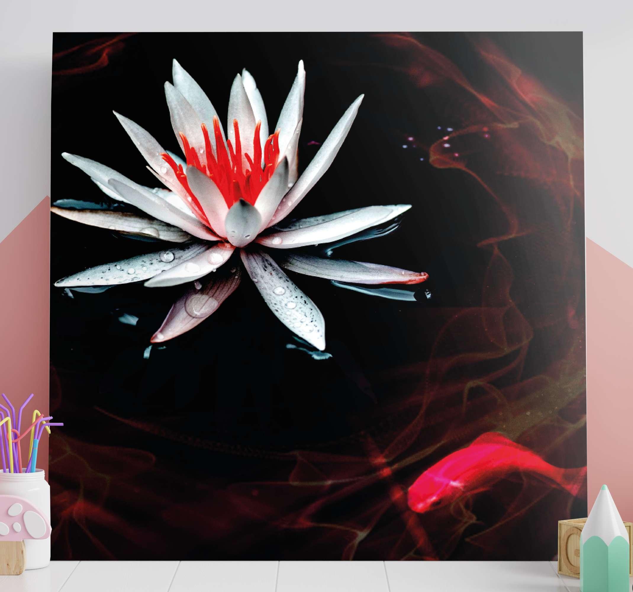 TenStickers. 禅宗风格禅宗画布墙艺术. 禅风格的画布墙艺术,为您的家居装饰。帆布,使您的房屋看起来格外优雅。高质量印刷。