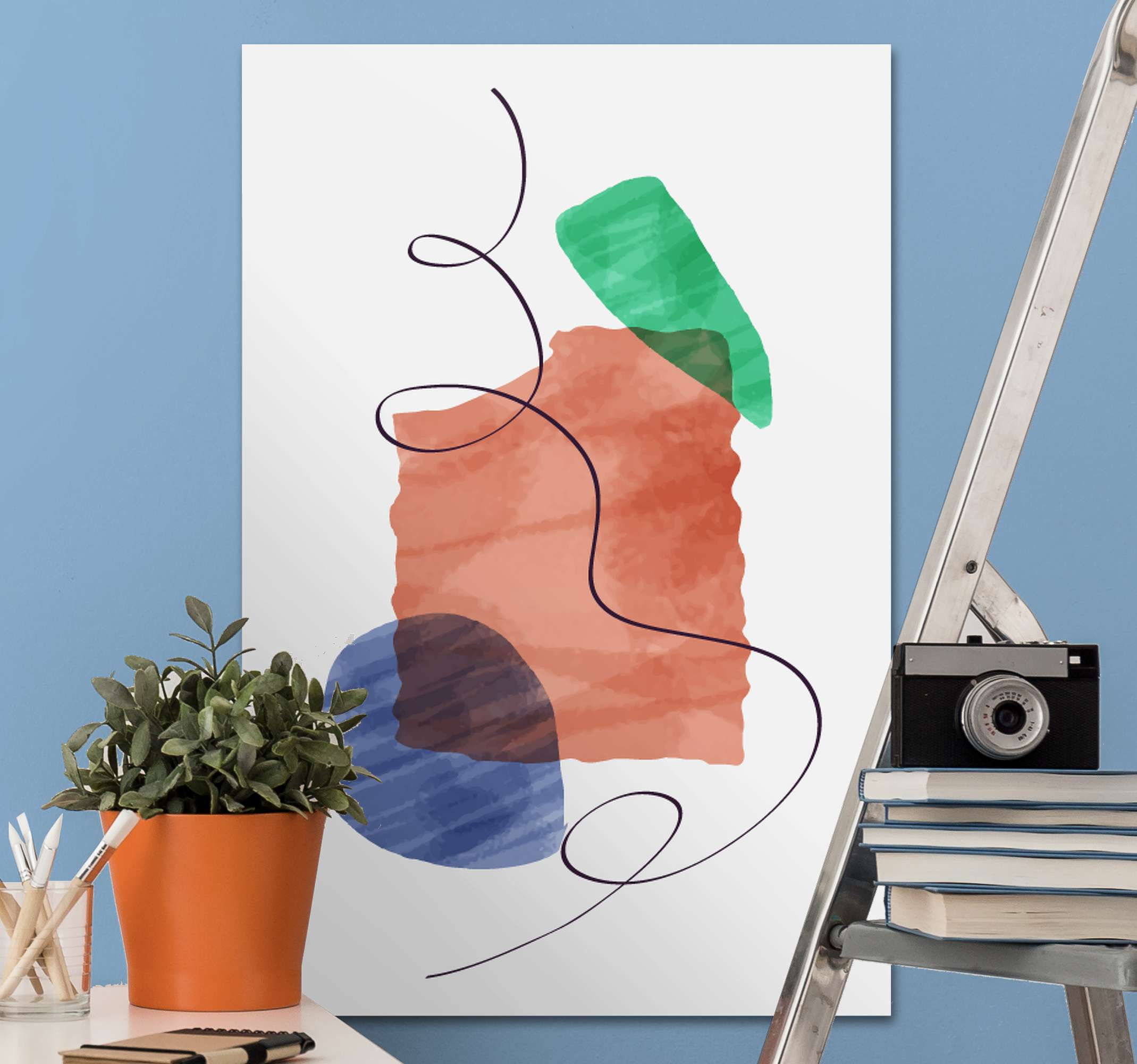 TenStickers. Legal office canvas art. Looking for something simple to enhance the look on an office space our legal office wall art prints is what you are looking for. Made if quality.