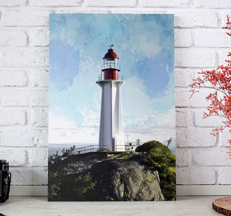 TenStickers. 法鲁航海帆布墙艺术. 这张画布将为您的房间增添独特而现代的外观。不要再等待了,立即订购您喜欢的设计!送货上门!