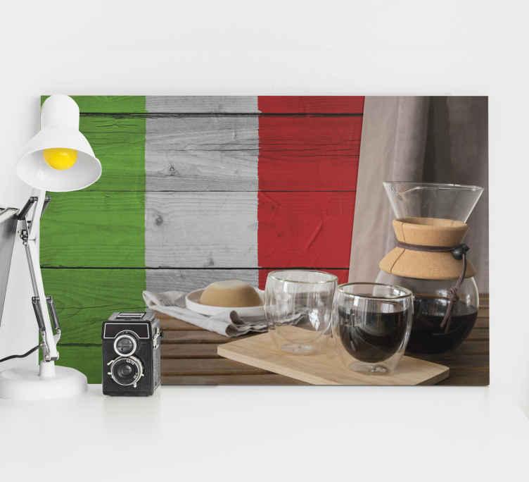 Image of Quadro paesaggio Tavolino in italia