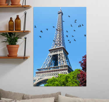 The perfect cityscape wall art designed to be hung on any wall in your home. Choose your size and get decorating right now.