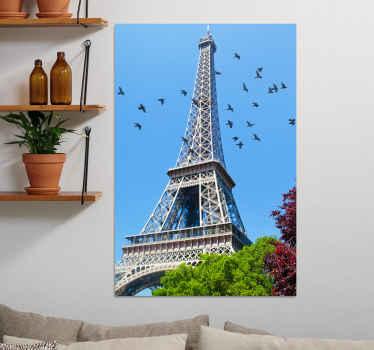 完美的城市景观墙艺术,可悬挂在您家中的任何墙壁上。选择您的尺寸并立即进行装饰。
