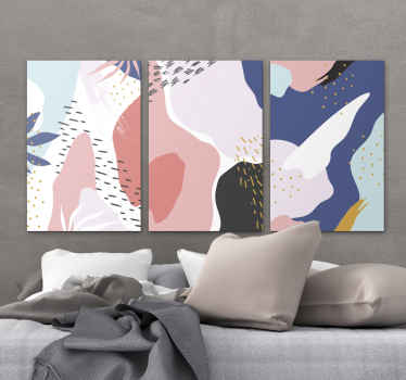 The most perfect modern wall art print to adorn the walls of your home with. Sign up today and get 10% off you first order.