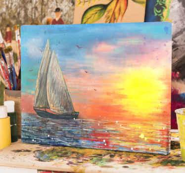 ¡Este cuadro marinero para el hogar le dará a tu habitación un aspecto único! ¡no esperes más y pide tu diseño favorito ahora!
