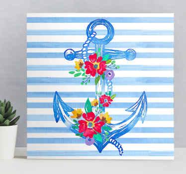 Cet art mural sur toile incroyable donnera un style unique et émerveillera vos amis et votre famille lorsqu'ils entreront dans votre chambre! Livraison à domicile!