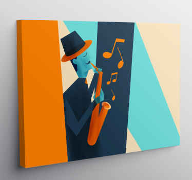 Music concepts canvas art to decorate your home with  touch of musical experience. It is printed in high quality finish and it is resistant to UV.