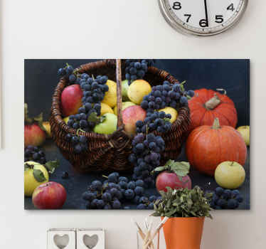 A stunningly realistic fruit canvas wall art to add to the walls in your home. Choose the perfect finish, size and quantity for you.