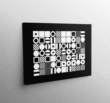 适合抽象人物插图爱好者的现代画布艺术作品。这块画布很可爱,可以用艺术来装饰您的空间。