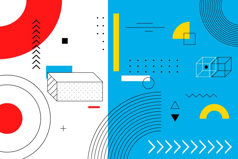 TenStickers. 将线条抽象化为精致的帆布印花. 超级复杂的形状高雅的帆布墙艺术,会让您惊呆!拥有+10,000名满意的客户,您将一臂之力。