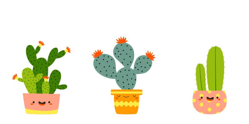 TenStickers. 스칸디나비아 선인장 식물 벽 인쇄. 이 귀여운 스칸디나비아 선인장 캔버스 프린트 디자인보다 자신이나 아는 사람에게 더 좋은 선물이 될 수 있습니까? 택배!