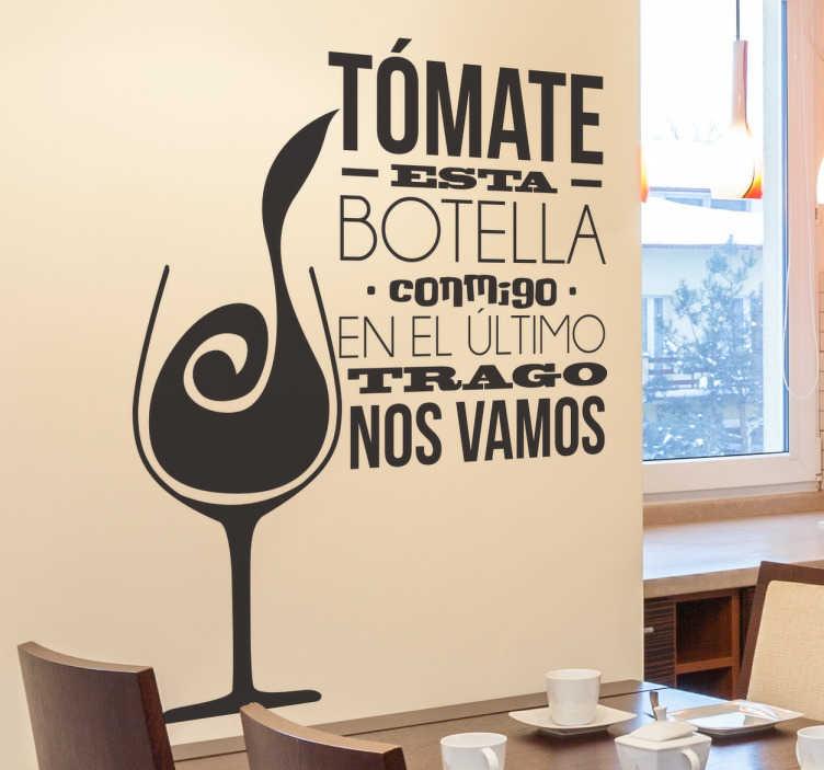 Vinil decorativo Chavela Vargas