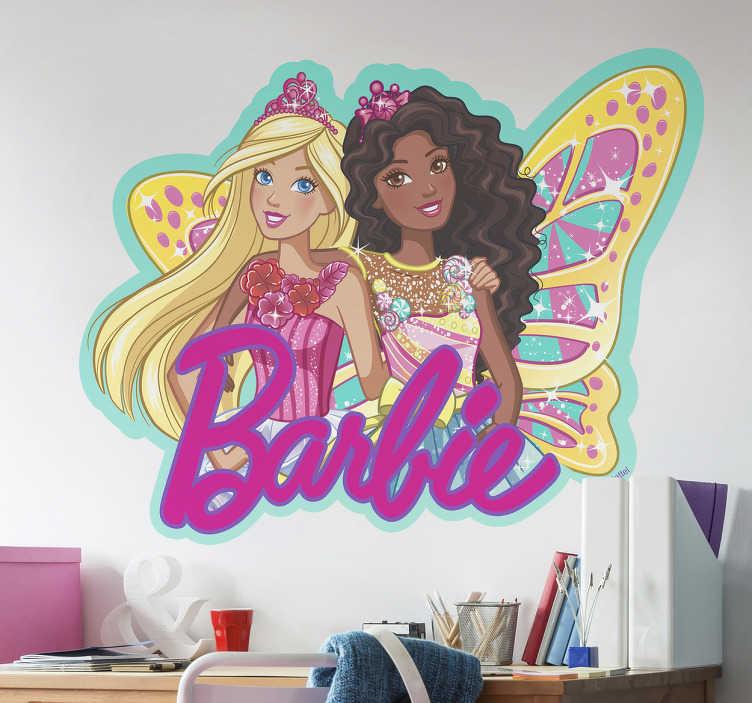 Vinilos Barbie hadas Dreamtopia