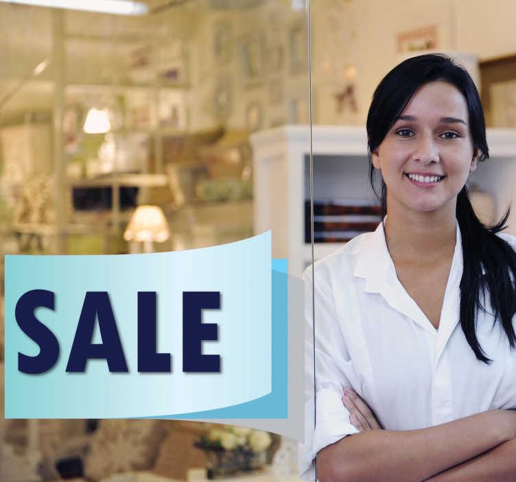 TenStickers. 可定制的销售优惠券优惠贴纸. 可定制-促销-商业贴纸-任何企业的理想设计。企业和组织的理想选择。