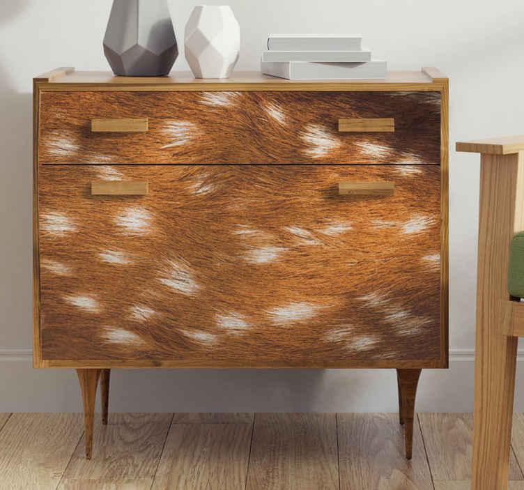 Bild von Wandtattoo Wohnzimmer Hirsch Möbel
