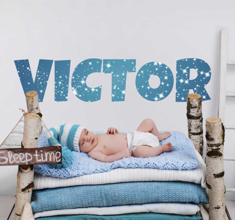 TenStickers. Muurstickers kinderkamer naamsticker baby. Bekijk nu naamstickers babykamer opties. Originele Babykamer naamstickers en naamstickers baby en baby stickers en stickers baby, bekijk het nu!