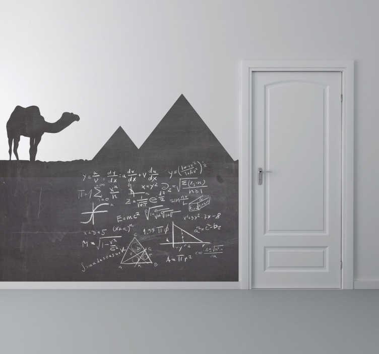 Naklejka tablica Egipt