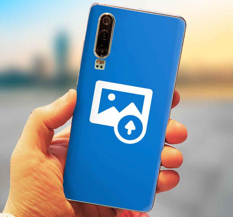 TenVinilo. Fotomural móvil personalizado. Sticker para móvil de una imagen personalizada tuya propia para darle un toque original. Atención al Cliente Personalizada.