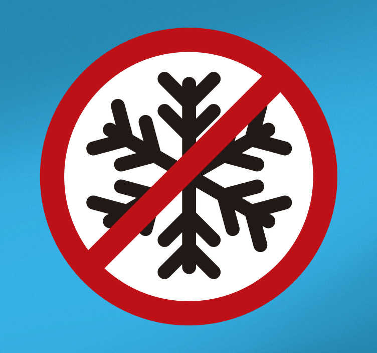 TenStickers. No Special Snowflakes Bumper Sticker. Keep out those special snowflakes with this amazing no snowflakes political bumper sticker. Free worldwide delivery available now!
