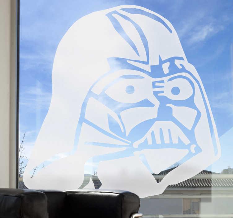 Sticker decorativo Darth Vader