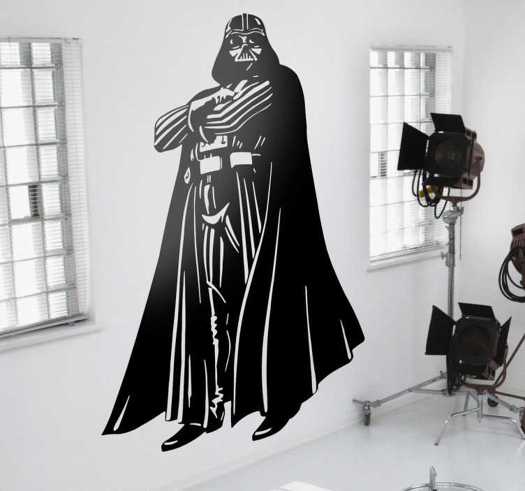 wall stickers darth vader images star wars wall sticker vinyl darth vader art wall decals