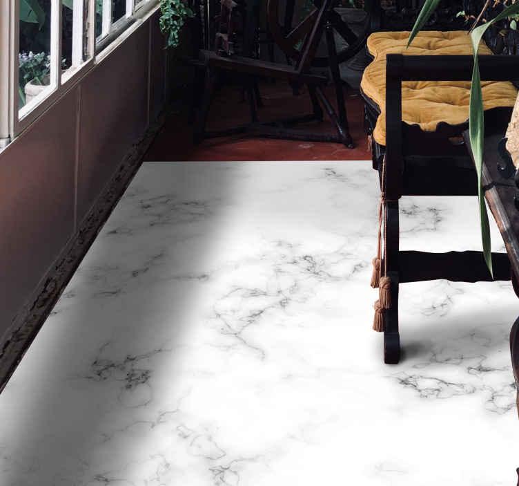 TenVinilo. Vinilo suelo mármol gris blanco. Consiga su vinilo suelo de mármol para suelos hoy y dele a su suelo la decoración adicional que tanto necesita ¡Descuentos disponibles!