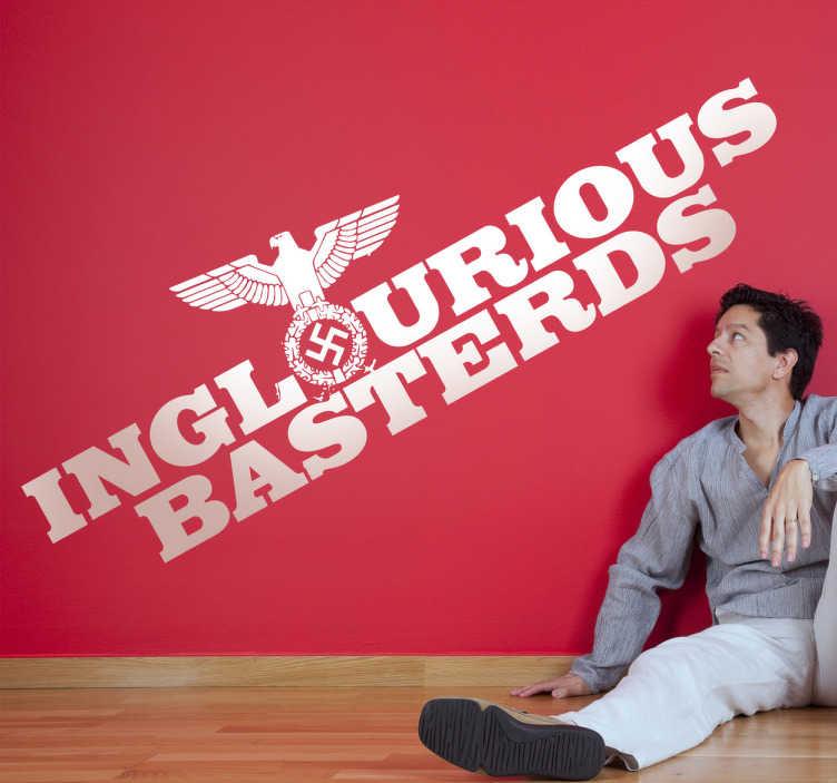 Sticker film Inglourious Basterds