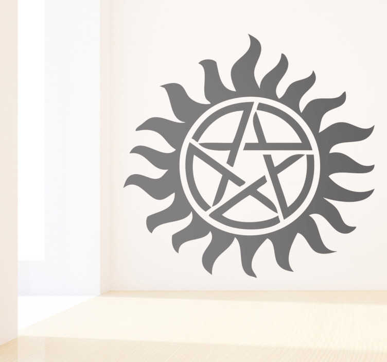 Sticker decorativo Supernatural