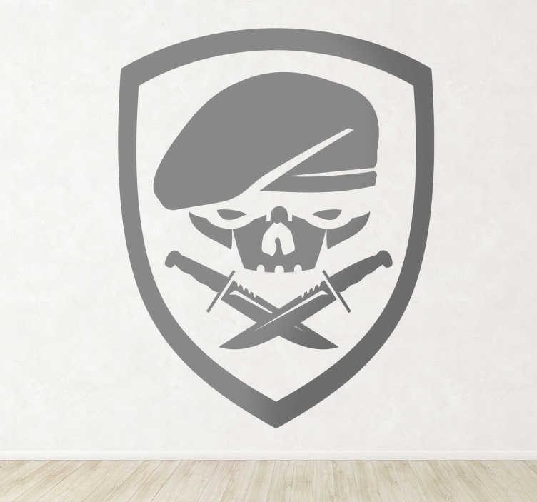 Sticker Medal of honor Ranger