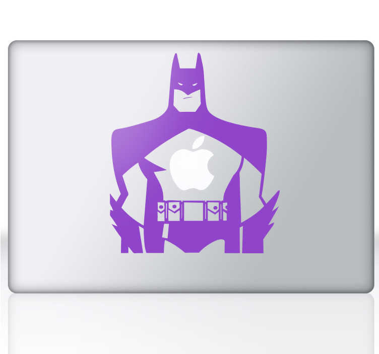 Vinilo decorativo Batman para Mac