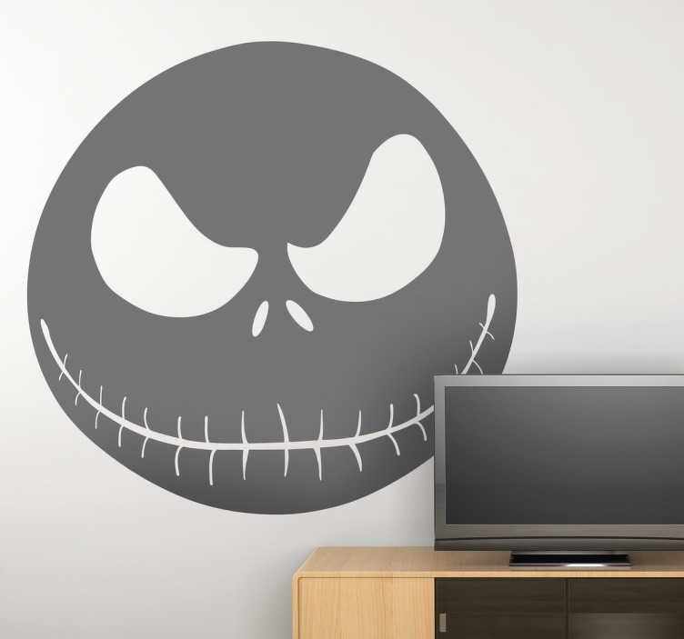 Sticker personnage Tim Burton