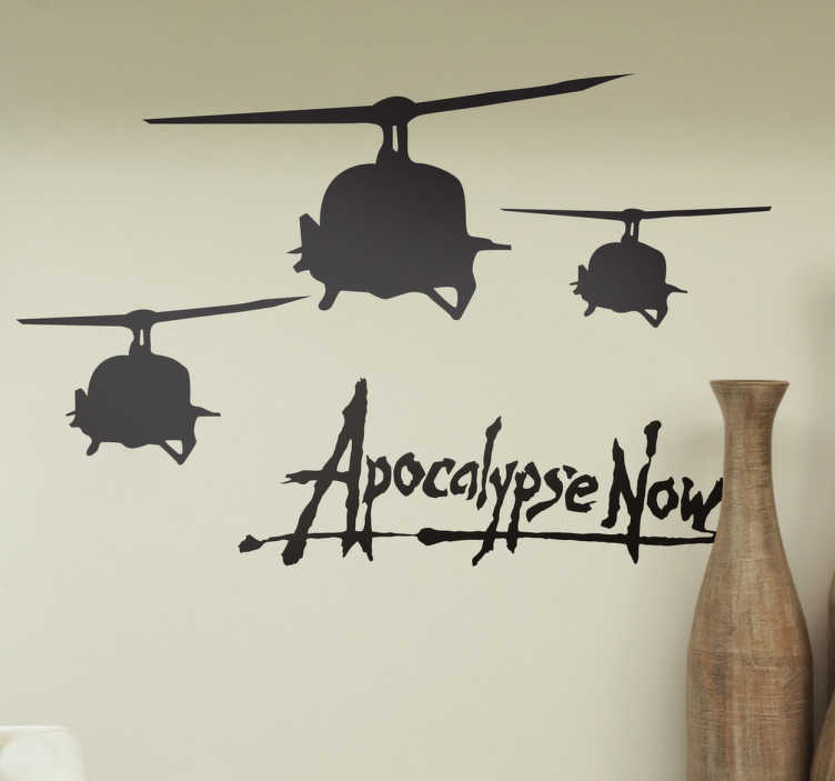 Sticker Apocalypse Now