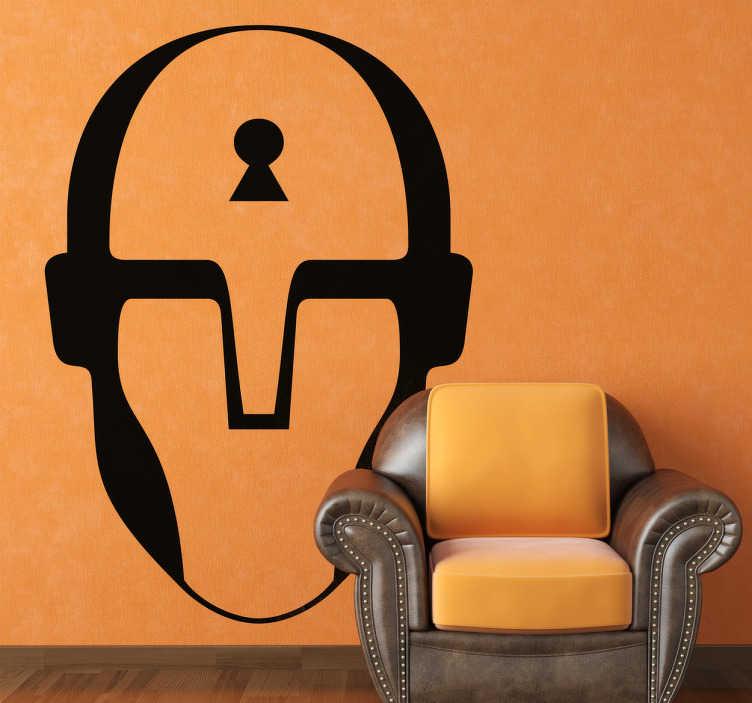 TenStickers. Sticker decorativo Pearl Jam Binaural. Adesivo murale che raffigura un logo che fa riferimento al sesto album della grunge band americana Pearl Jam, intitolato appunto Binaural. Una decorazione ideale per tutti i fan del famoso gruppo.