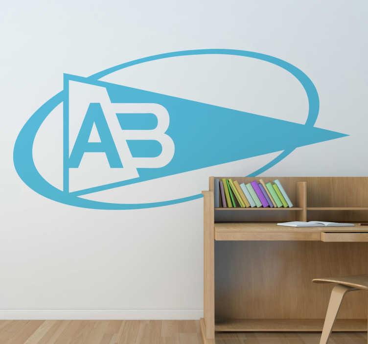 Sticker emblème Aviron Bayonnais