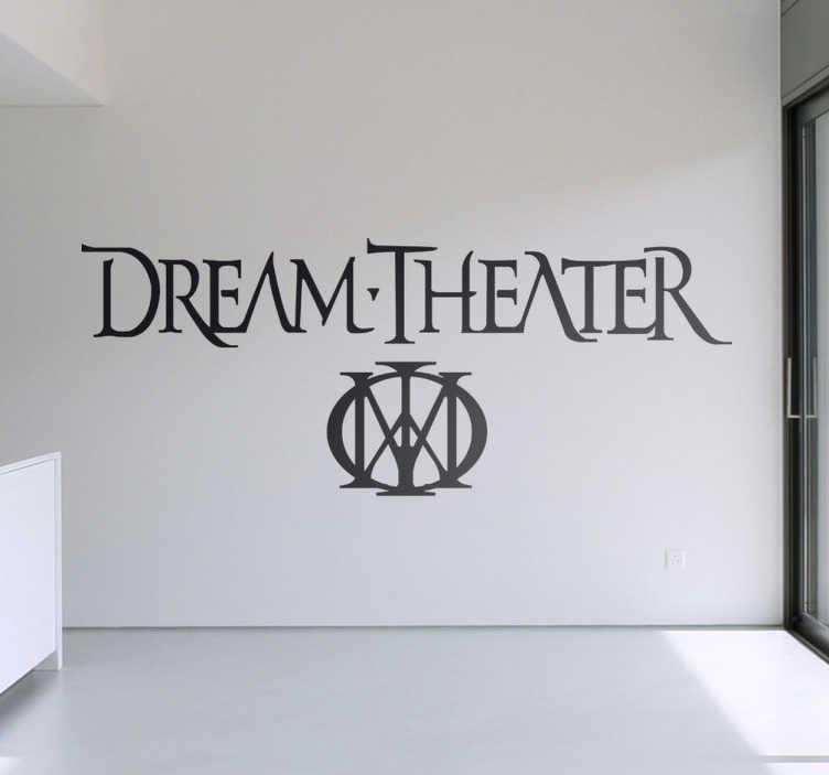 Naklejka dekoracyjna Dream Theater