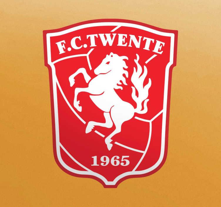 Pegatina escudo FC Twente