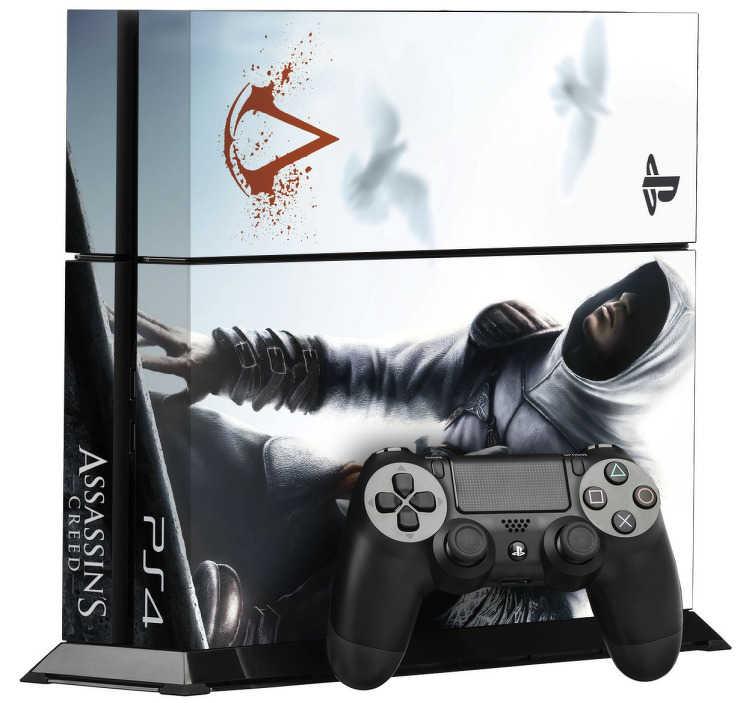 Vinilo para PS4 Assassins Creed