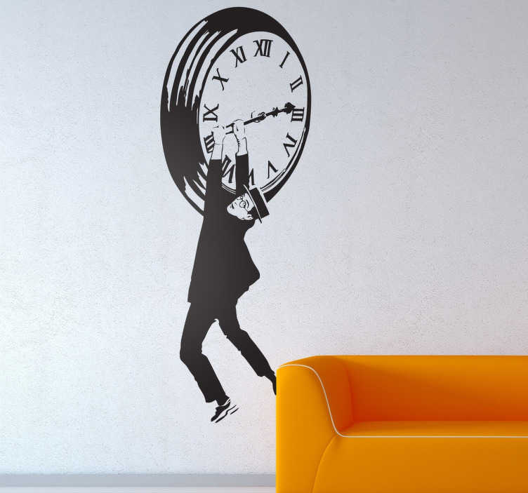 Wall sticker Harold Lloyd