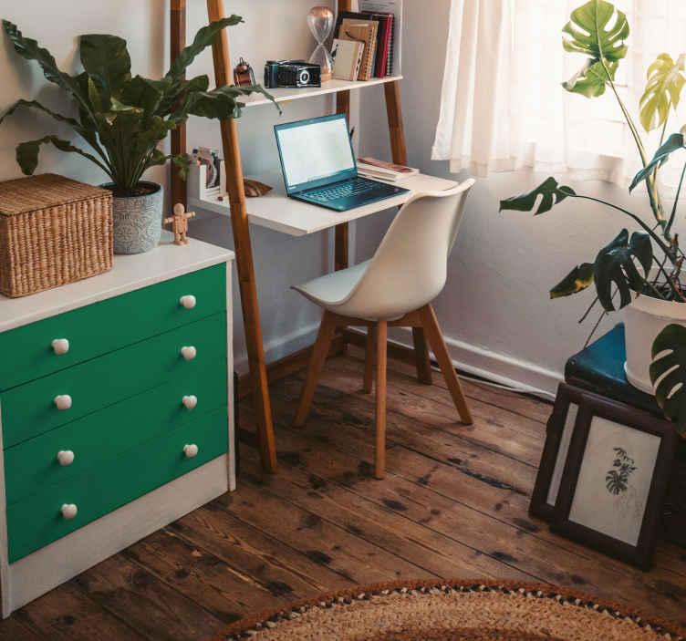TenVinilo. Vinilo decorativo cajones kallax. IKEA Vinilos Decorativos. Decora con nuestra amplia gama de colores tus cajones Kallax. Personaliza tu estantería a través de los cajónes y haz que se convierta en un producto único y diferente.