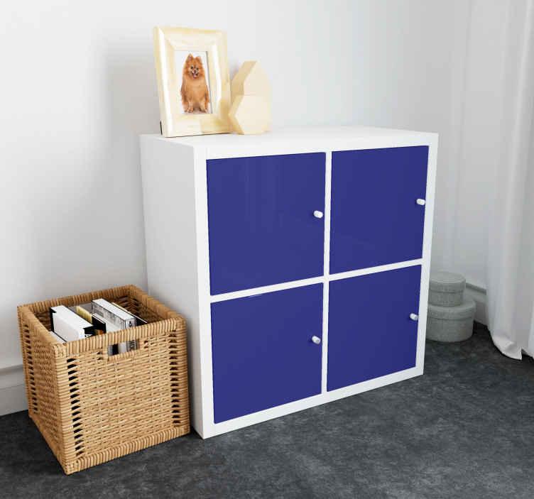 """TenStickers. Autocolante decorativo Kallax series. Vinil decorativo """"KALLAX series"""", ideal para dar uma decoração fresca e económica à sua mobília do IKEA."""