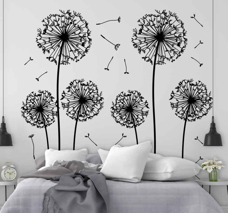 Dandelions Wall Sticker