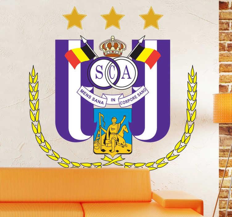 Sticker RSC Anderlecht