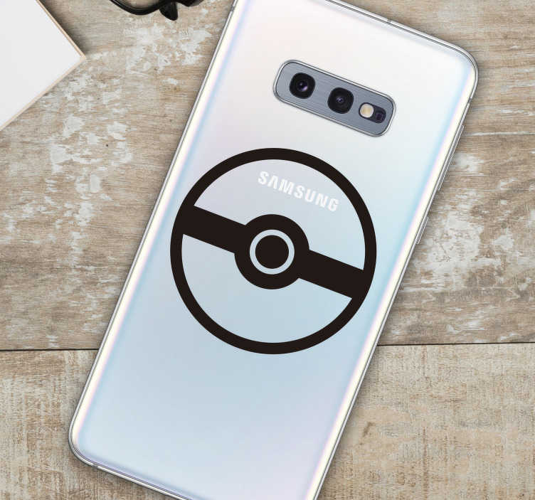 Pegatina para teléfono Pokémon Go