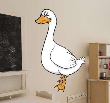 Goose Wall Sticker
