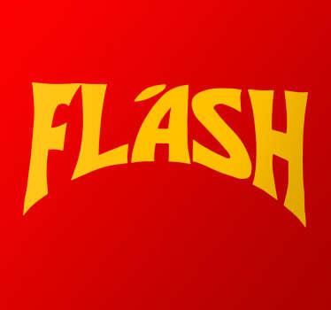 Sticker Flash Gordon