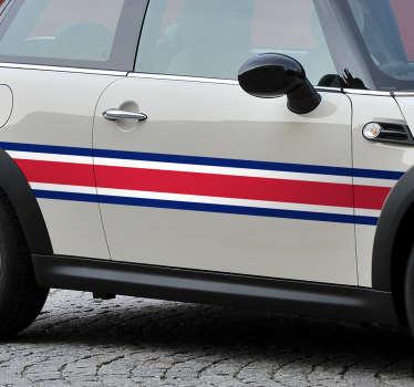 Sticker Auto vlag Verenigd Koninkrijk