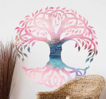 Wandtattoo mystischer Baum