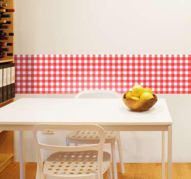 Cenefa adhesiva mantel de mesa